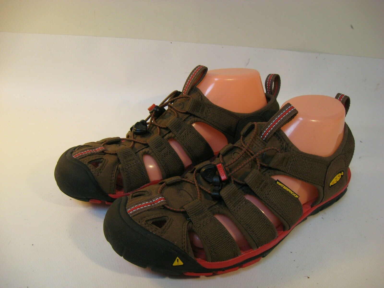 Keen Keen Keen Whisper Sandals Uomo Nylon Sport Marronee - US 9 (EU 42) 4e09b8