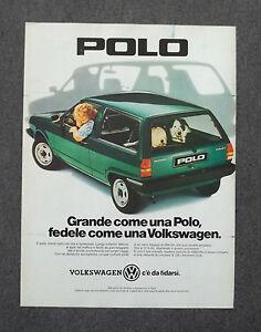 G048-Advertising-Pubblicita-1984-POLO-VOLKSWAGEN-C-039-E-039-DA-FIDARSI
