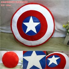 CAPITAN AMERICA CAPTAIN PELUCHE PLUSH CUSCINO CUSCION PILLOW MARVEL SHIELD SCUDO