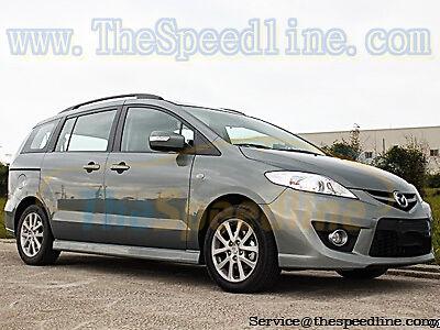 05 06 07 08 09 10 Mazda5 LED Chrome Mirror Cover Mazda 5 Genuine Part