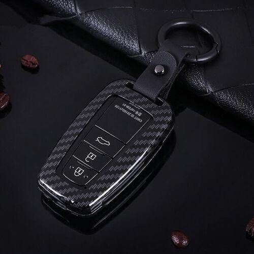 For 2019-2020 Toyota Corolla Hatchback Aluminum Case Cover Car Key Holder