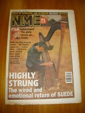 NME 1994 SEP 3 SUEDE KYLIE BOMB THE BASS ASWAD