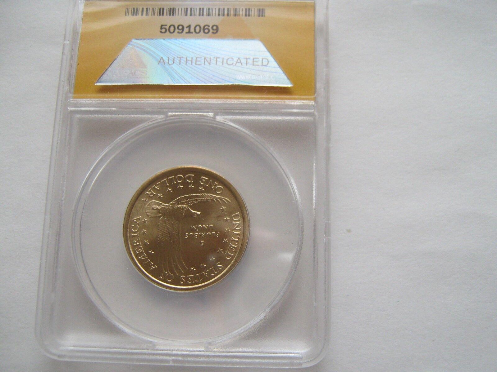 2000 P , Sacagawea / Native American Dollar , MS 67 , A