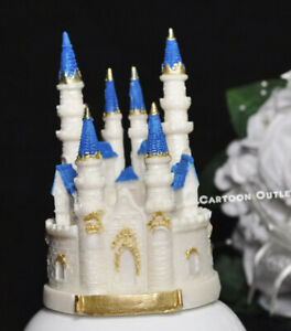 Pleasant Birthday Party Princess Castle Cake Topper Small Wedding Funny Birthday Cards Online Inifofree Goldxyz