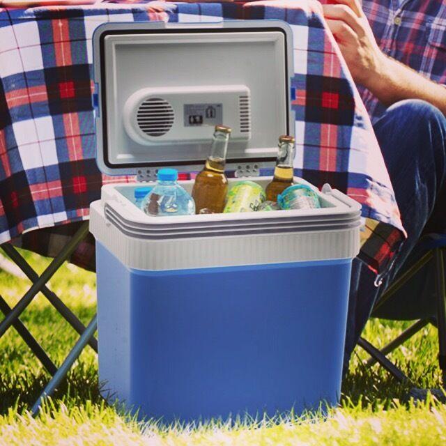 SUMEX 12V 242 Auto Picnic Campeggio Portatile da Viaggio Caldo & Cooler Box Mini Frigo