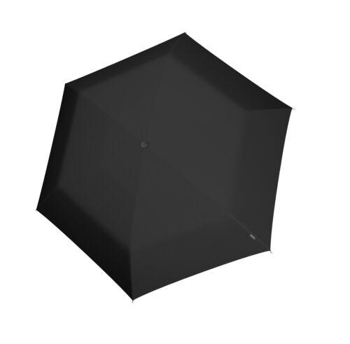 Knirps u.200 Ultra Light Duomatic Parapluie Accessoire Black Noir Neuf