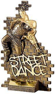 Street Dance Male AWARD Trophy FREE ENGRAVING
