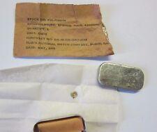 Elgin Vintage Military watch part,Hairspring , 1952 NOS