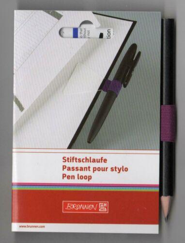 Pen loop Schlaufenfarbe: purple Stiftschlaufe 60