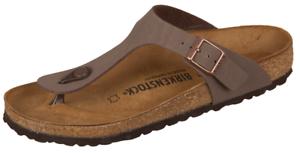 Gizeh Birkibuc Sandals Mocca Size EU 43