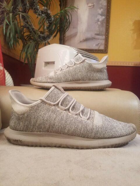 Adidas Tubular Mens Size 13 Brown Lifestyle Shoes
