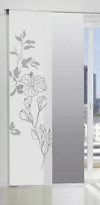 Flaechenvorhang-Schiebevorhang-bedruckt-60x245cm-Messina-Schiebegardine