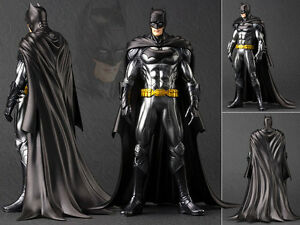 DC-COMICS-UNIVERSE-ARTFX-Justice-League-Batman-NEW52-Ver-1-10-Figure-18cm-NoBox