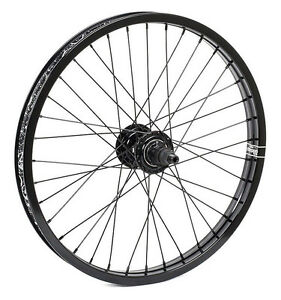 SHADOW-CONSPIRACY-OPTIMIZED-FREECOASTER-REAR-20-034-WHEEL-RHD-9T-BMX-BIKE-BLACK-NEW