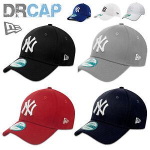 ERA 9 FORTY curvo pico NEW NUEVA YORK NY Yankees Ajustable gorras de ... 5cc808fff5e
