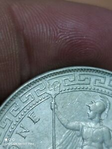$1 Dollar British Trade Dollar 1902B Year