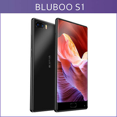 Bluboo S1 5.5'' FHD Helio P25 Octa Core 4GB /64GB Bezel-less Smartphone