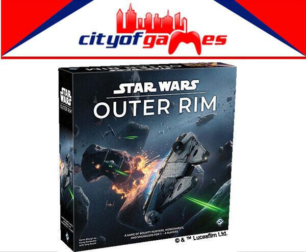 estrella guerras Outer Rim tavola gioco nuovo In Stock