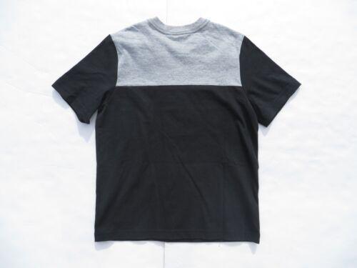 Hanna Andersson 140 150 Boys Tee t-Shirt Black Short Sleeve Cotton NEW Vroom NWT