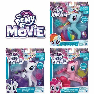 Official My Little Pony Glitter /& Style Sea Pony Twilight Sparkle ** Nouveau **