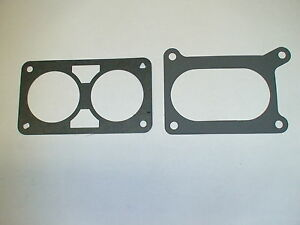 Details about 03-04 Cobra Eaton M112 supercharger intake plenum elbow /  throttle body gaskets