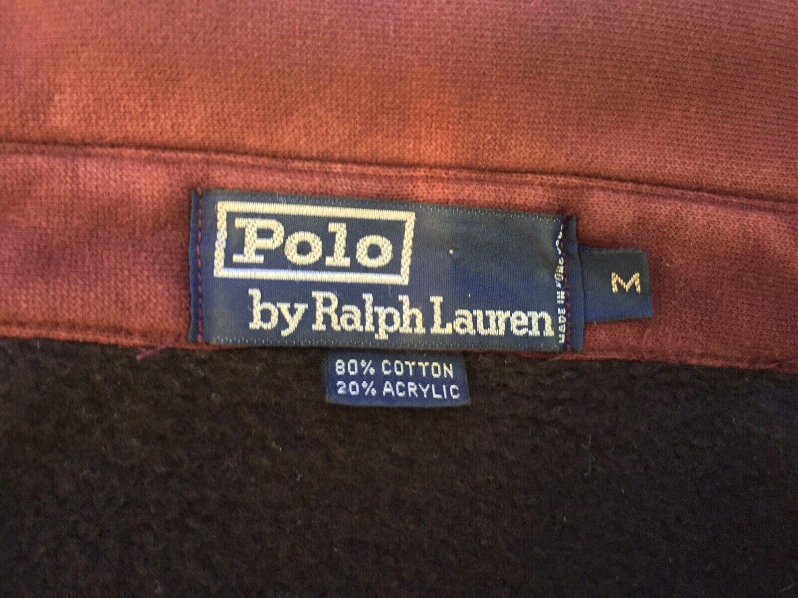 Vintage Polo by RALPH LAUREN Medium RLP Mallets C… - image 8