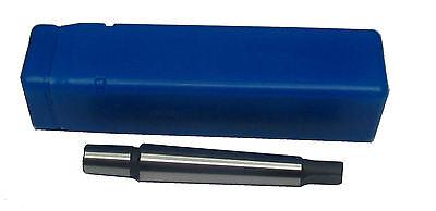 Morse Tapper Lathe Drill Chuck Arbours MT1 MT2 MT3 MT4 MT5 Tanged Thread B10-22