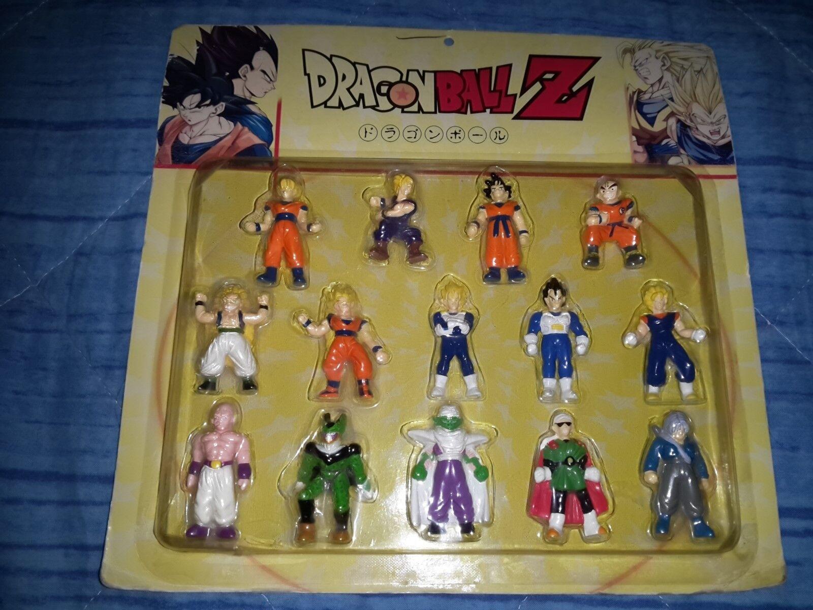 Collezione Dragon Ball 1986 Serie Tutti Personaggi + scatola origina