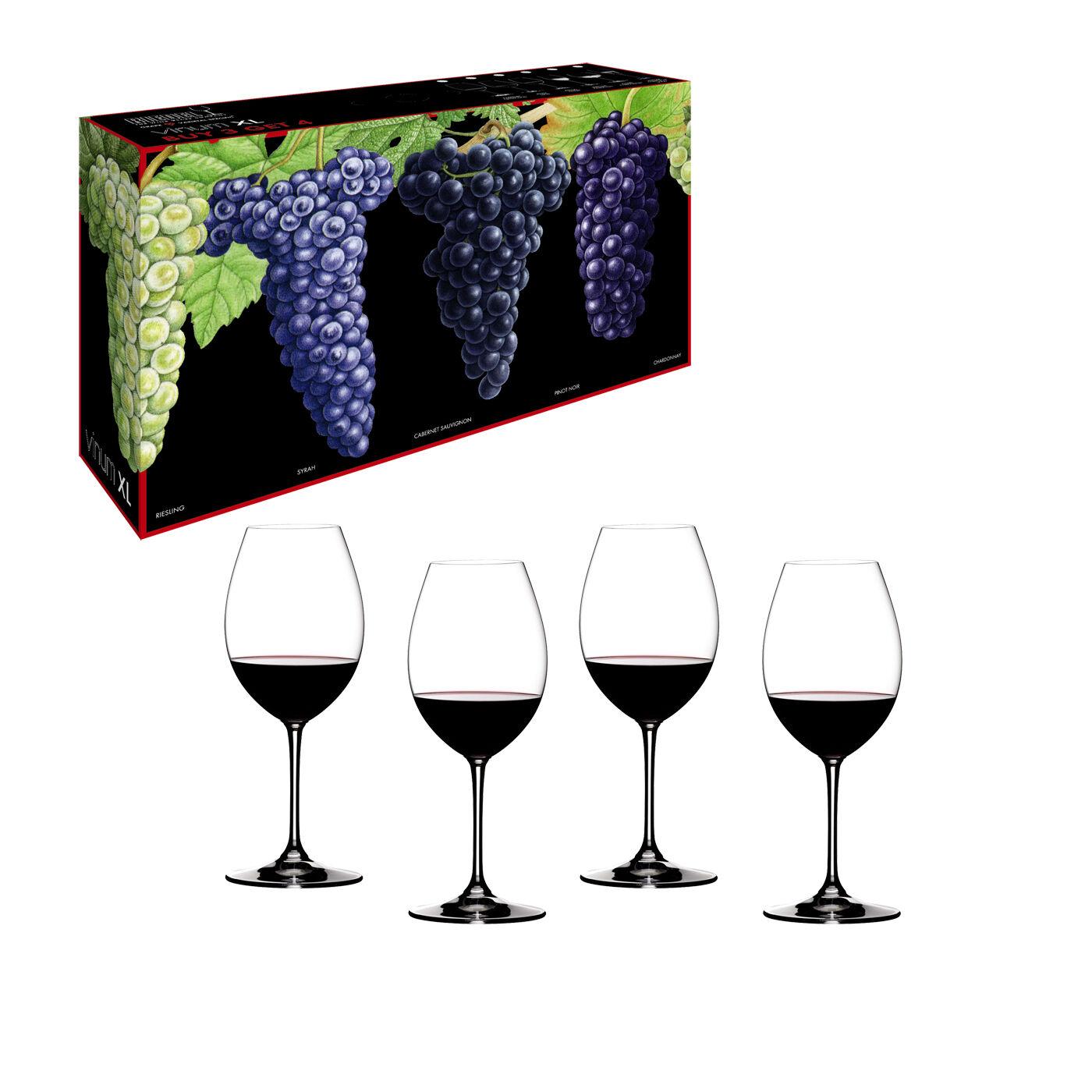 Riedel Vinum XL Syrah Shiraz Pay 3 Get 4 Glasses