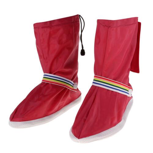 Wasserdichte Überschuhe Rain Snow Boot Überschuhe für Damen Herren