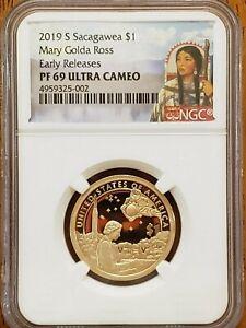 2019-S-Sacagawea-Mary-Ross-Dollar-NGC-PF69-UCAM-Early-Releases-AA262-3