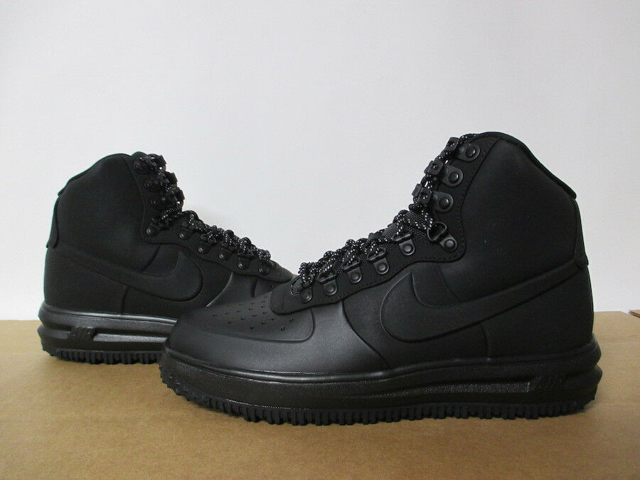 NIKE NIKE NIKE LF1 DUCKavvio LUNAR AIR FORCE 1 HIGH TRIPLE nero 8-13 241693