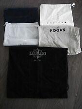 Hogan Truman´s Unützer Rossi Weitzman 5 Schuhsäcke Staubbeutel original und NEU