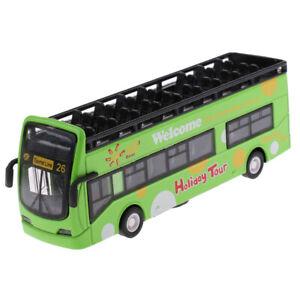 36 Modelo De Coche Turismo Pisos Detalles 1 Autobús Juguete Tour wkiXPZTOul