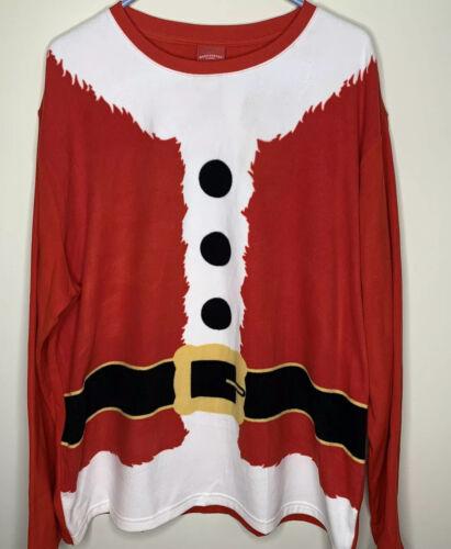 Santa Suit Workshop Top