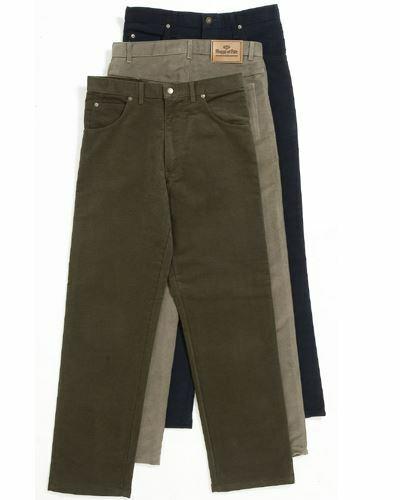 Hoggs of Fife Moleskin Jean