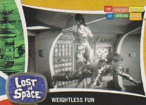 THE FANTASY WORLDS OF IRWIN ALLEN  BASE //BASIC CARDS 001 TO 100 CHOOSE
