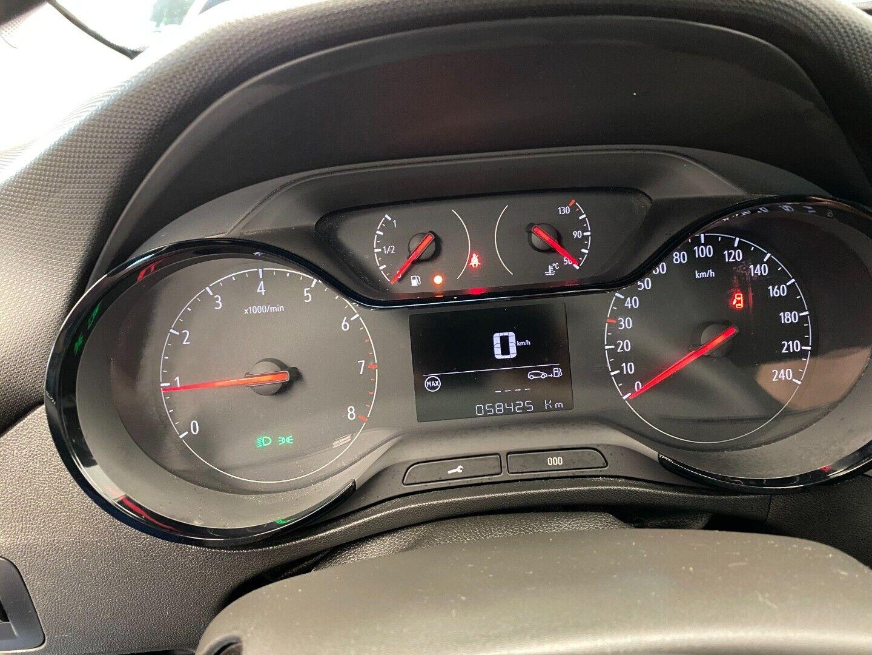 Billede af Opel Crossland X 1,2 Excite