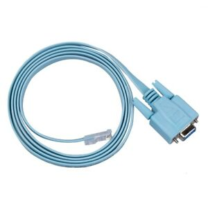 Console-Cable-RJ45-to-DB9-1-5m-R1B4R1B4