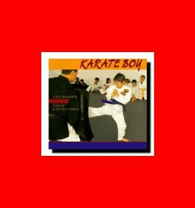 7a351509668f1f GD%KIDS MARTIAL ARTS BOOK KARATE BOY-INTRO TO SPORT FROM 9-YEAR-OLDS ...