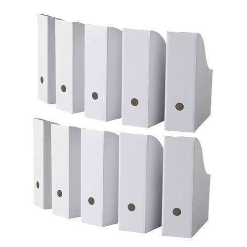 IKEA 15 File Holder  Storage Office Desk Organizer Magazine Paper Book