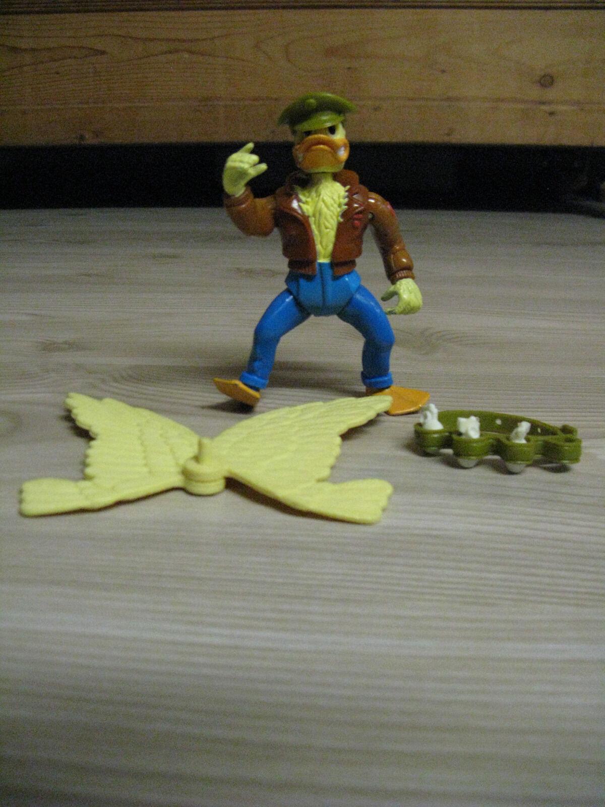 Ente ACE Duck Sammler Figur 90er Jahre TMNT Teenage Mutant Ninja Turtles Hero