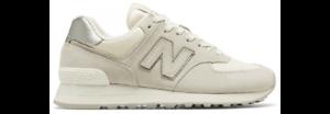 New-Balance-Chaussures-De-Sport-moderne-Femmes-wl574-Sneaker-Chaussures-De-Loisirs-Beige