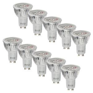 10-8-4x-GU10-6W-50W-LED-ampoules-Downlight-Lumiere-Reflecteur-Spot-Bulb-Lampe