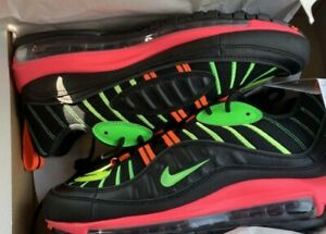 Nike Air Max 98 Neon Tokyo Neon Collection 2019 Japan Limited ... 187626035