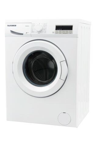 A+++ 1400 U//min 8 kg Telefunken TFW4541FC4 Waschmaschine Frontlader