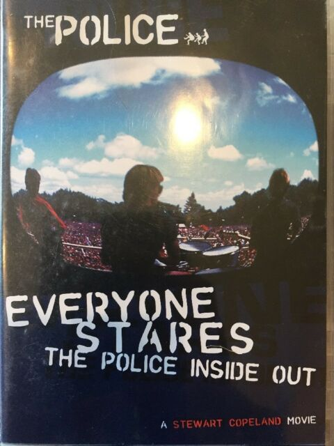The Police - Everyone stares (DVD)