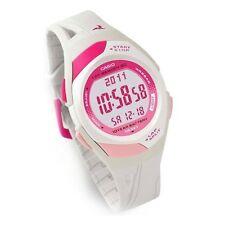 Casio New Original STR-300-7 60 Lap Memory White Pink Running Watch STR-300