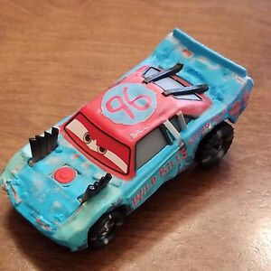 Disney pixar world of cars cars 3 fishtail thunder hollow 1 55 loose no package ebay - Coloriage cars 3 thunder hollow ...