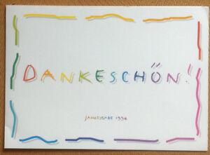 FDC-ETB-Germania-1994-Foglietto-Francobolli-e-Infanzia-Deutsche-Post-AG